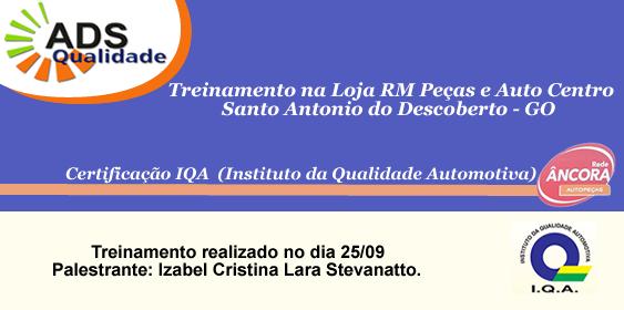 Certificação IQA